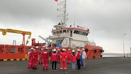 BIENDONG POC tổ chức thành công diễn tập ứng phó sự cố tràn dầu năm 2020