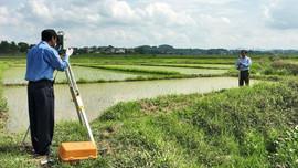 Có 31 địa phương hoàn thành kiểm kê đất đai