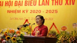 Đồng chí Giàng Páo Mỷ tiếp tục giữ chức Bí thư Tỉnh uỷ Lai Châu