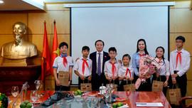 Xứng danh Cháu ngoan Bác Hồ và mãi luôn tự hào là người con của quê hương Hà Tĩnh