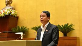 Quốc hội nghe báo cáo thẩm tra dự án Luật Giao thông đường bộ (sửa đổi)