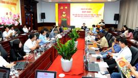 Đại hội Đảng bộ tỉnh Hải Dương lần thứ XVII diễn ra từ ngày 25 đến 27-10