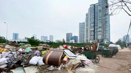 Người dân bãi rác Nam Sơn vẫn phải chờ phúc tra kết quả đo đạc đất ở