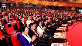 Khai mạc Đại hội Đảng bộ tỉnh Hải Dương lần thứ XVII, nhiệm kỳ 2020-2025