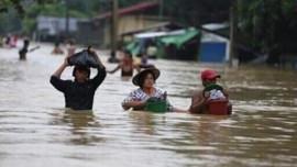 15.000 người dân miền Trung cần hỗ trợ lương thực khẩn cấp