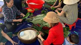 Nam Định: Sẻ chia yêu thương cùng đồng bào miền Trung