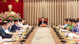 Bí thư Thành ủy Hà Nội nêu 6 nhiệm vụ giải quyết tình hình Bãi rác Nam Sơn