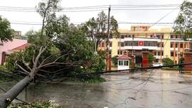 EVN: Thông tin nhanh về tình hình khắc phục sự cố do ảnh hưởng bão số 9