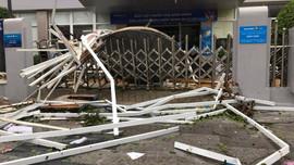 EVN đang ứng trực 24/24 ứng phó với mọi tình huống khi bão số 9 đổ vào