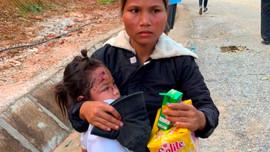 Vụ sạt lở vùi lấp 53 người ở Quảng Nam: Tiếp cận hiện trường, cứu sống 8 nạn nhân đầu tiên