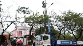 EVN: Thông tin về ảnh hưởng bão số 9 đến vận hành nguồn và lưới điện khu vực miền Trung