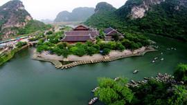Rà soát quy hoạch xây dựng các công trình tâm linh kết hợp với du lịch sinh thái