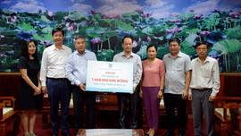 PetroVietnam gửi trọn tình thương về miền Trung ruột thịt