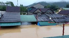 Chủ động đối phó với mưa lũ phức tạp ở Nghệ An, Hà Tĩnh