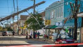 Bão Zeta đổ bộ vào Mỹ, hơn 2 triệu người bị ảnh hưởng do mất điện
