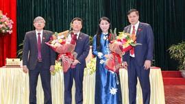 Bầu bổ sung tân Chủ tịch HĐND, Chủ tịch UBND tỉnh Vĩnh Phúc