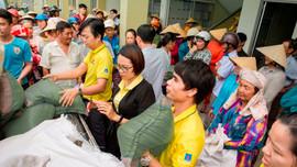 PVCFC hỗ trợ đồng bào miền Trung khắc phục sau bão