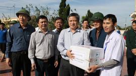 Hà Tĩnh: Trích ngân sách 2 tỷ đồng thực hiện công tác xử lý môi trường sau lũ