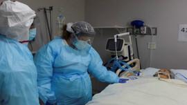 Hơn 50.000 ca nhập viện vì COVID-19, con số cao nhất trong 3 tháng qua ở Mỹ