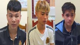 Thanh Hóa: Bắt giữ 3 đối tượng giết người, cướp tài sản