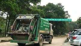 Kiểm tra chặt chẽ việc vận chuyển rác
