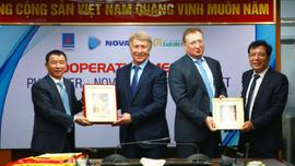 PV Power hợp tác sử dụng khí LNG nhập khẩu với các đối tác Liên bang Nga