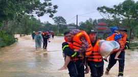 Mưa lũ, sạt lở đất khiến tỉnh Quảng Trị thiệt hại khoảng 3.000 tỷ đồng