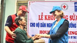 UNDP hỗ trợ người dân miền Trung khắc phục hậu quả bão lụt
