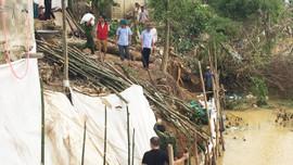 Thừa Thiên Huế: Khẩn cấp chống sạt lở bờ sông Bồ