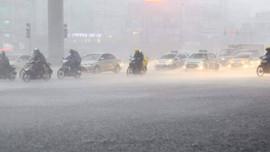 Thời tiết 9/11: Cảnh báo mưa lớn diện rộng ở Trung, Nam Trung Bộ và Tây Nguyên