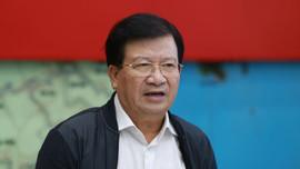 Phó Thủ tướng: Quyết liệt quản lý tàu thuyền đã vào nơi neo đậu