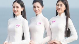 Áo dài Việt Nam tôn vinh trong Vòng thi Chung kết Hoa hậu Việt Nam 2020