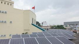 TP.HCM đẩy mạnh phát triển điện mặt trời mái nhà