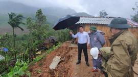 Quảng Ngãi: Đề nghị Chính phủ hỗ trợ khẩn cấp 310 tỷ đồng đầu tư Khu tái định cư, di dân vùng sạt lở