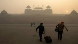 Chất lượng không khí ở New Delhi ở mức tồi tệ nhất trong năm nay