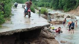 Bình Định khẩn trương khắc phục hậu quả cơn bão số 12, tiếp tục ứng phó cơn bão số 13