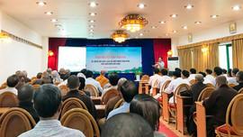 Tập huấn về biến đổi khí hậu và kỹ năng ứng phó cho các vị chức sắc tôn giáo