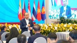 Thủ tướng Nguyễn Xuân Phúc kiểm tra công tác chuẩn bị Hội nghị Cấp cao ASEAN 37
