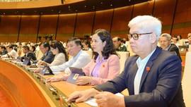 Quốc hội thông qua Nghị quyết miễn nhiệm 2 nhân sự Chính phủ
