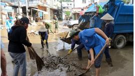 Phú Yên nhanh chóng khắc phục hậu quả mưa lũ, sớm ổn định cuộc sống cho người dân
