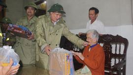 Quảng Trị tạm cấp 100 tỷ đồng để các địa phương khắc phục hậu quả mưa lũ