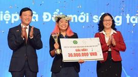 Dự án lá chuối Việt thay thế hộp xốp, túi nilon chiến thắng tại cuộc thi khởi nghiệp