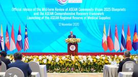 Phát biểu của Thủ tướng Nguyễn Xuân Phúc tại lễ khai mạc Hội nghị Cấp cao ASEAN 37