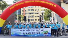 Kỷ niệm 10 năm thành lập Trường Đại học Tài nguyên và Môi trường Hà Nội: Xây dựng, đổi mới và phát triển