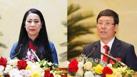 Phê chuẩn kết quả bầu Chủ tịch HĐND và Chủ tịch UBND tỉnh Vĩnh Phúc