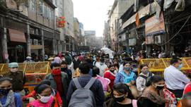 Ca nhiễm COVID-19 tăng cao, New Delhi thiếu giường bệnh