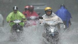 Dự báo thời tiết 12/11: Miền Trung tiếp tục mưa lớn, nguy cơ lũ quét sạt lở