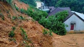 Nghệ An: Chủ động di dân phòng chống sạt lở đất trước cơn bão số 13