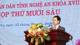 Nghệ An: Thông qua 8 nghị quyết quan trọng tại kỳ họp HĐND tỉnh