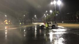 Chuyên gia nói gì về hiện tượng lần đầu nước sông Hàn dâng tràn vào đường phố?